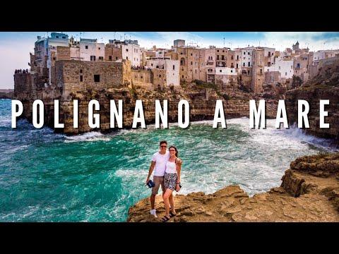 Vacanze in PUGLIA | Finalmente POLIGNANO a MARE! 😍✨ | Ep. 3