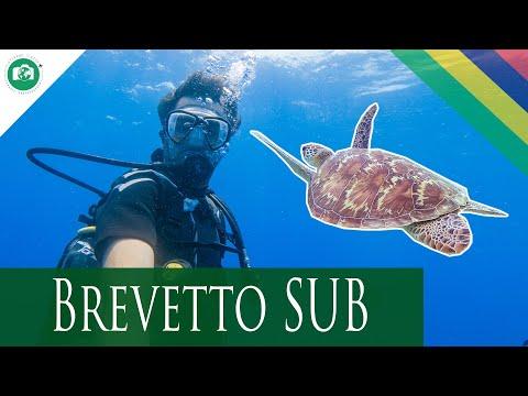 PRENDERE un BREVETTO da SUB in 10 giorni – Advanced Open Water Diver (SDI) – SCUBA DIVING