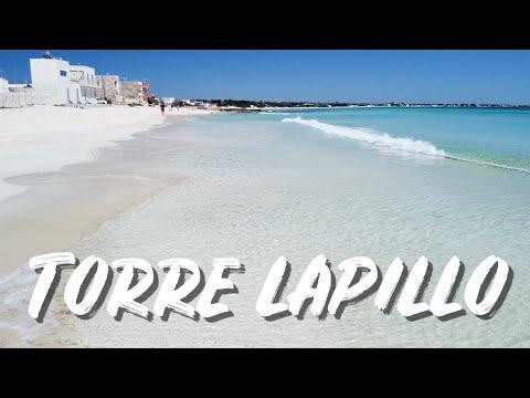 TORRE LAPILLO – PORTO CESAREO, la sua spiaggia, un mare di colori – IL SALENTO