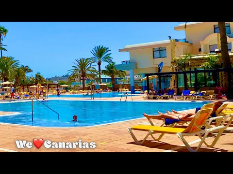 Gran Canaria Tui Blue Family Hotel Orquidea Bahia Feliz   We❤️Canarias