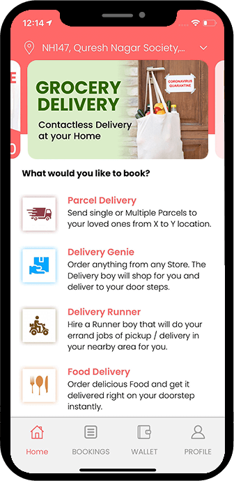 deliver everything app