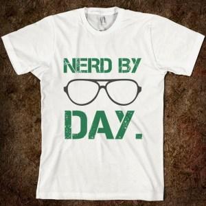 nerd-superhero.american-apparel-unisex-fitted-tee.white.w760h760