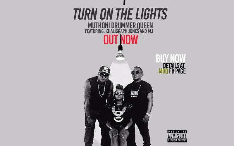 Turn on the lights - available now