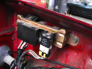 What Miata wiring can I remove from my carbed 347