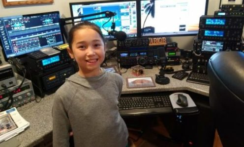 Meet KE1NZY, 10-Year Old Amateur Extra