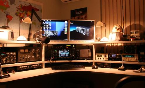 Amateur Radio during the current Global Pandemic