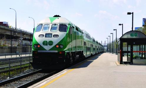 Coronavirus: GO Transit further reducing service temporarily after 90% ridership drop