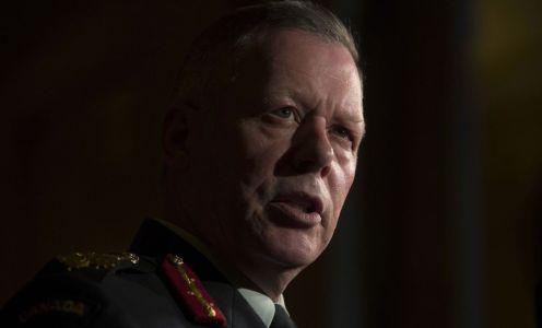 Gen. Jonathan Vance, announces retirement