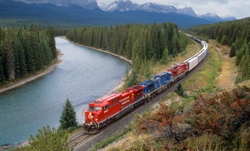 Railway – Railfan – Trainspotter