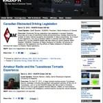 VA3XPR repeater web page toronto amateur radio ham
