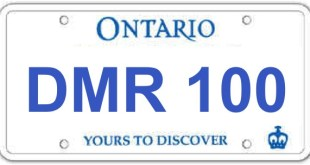 Digital Mobile Radio, DMR, User ID, Ontario, ham radio, amateur radio, VA3XPR
