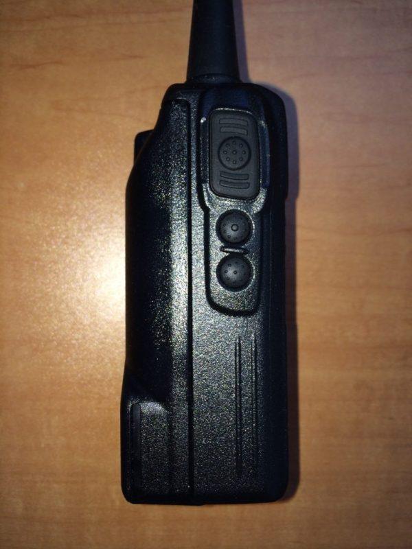 Vertex Standard, Vertex, Standard, eVerge, EVX-539, EVX539, digital mobile radio, DMR, portable, radio, ham radio, amateur radio, VA3XPR, review, reviews, EVX-534, EVX534, side buttons, handie talkie