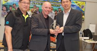 Digital Mobile Radio, presentation, Hong Kong People Radio Club, VR2HKP, DMR, VA3XPR, Don Trynor, VA3XFT, Charles Tsang, VR2XJN, Berlin