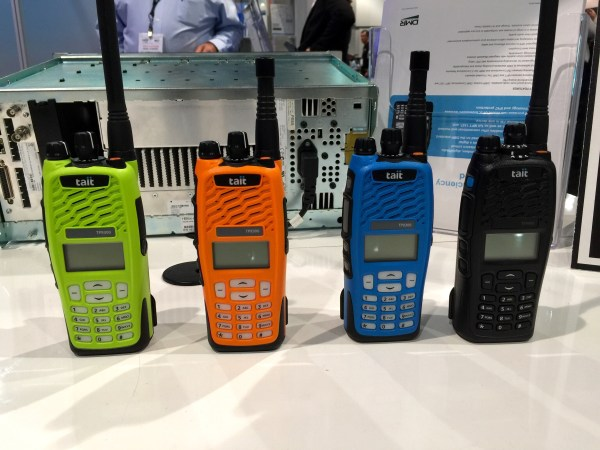 tait tp9300 DMR radio