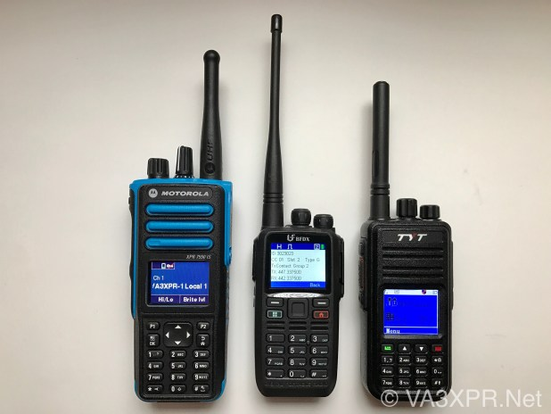 Motorola, XPR7550IS, MOTOTRBO, Connect Systems, CS580, UHF, BFDX, TYT, Tytera, MD-380