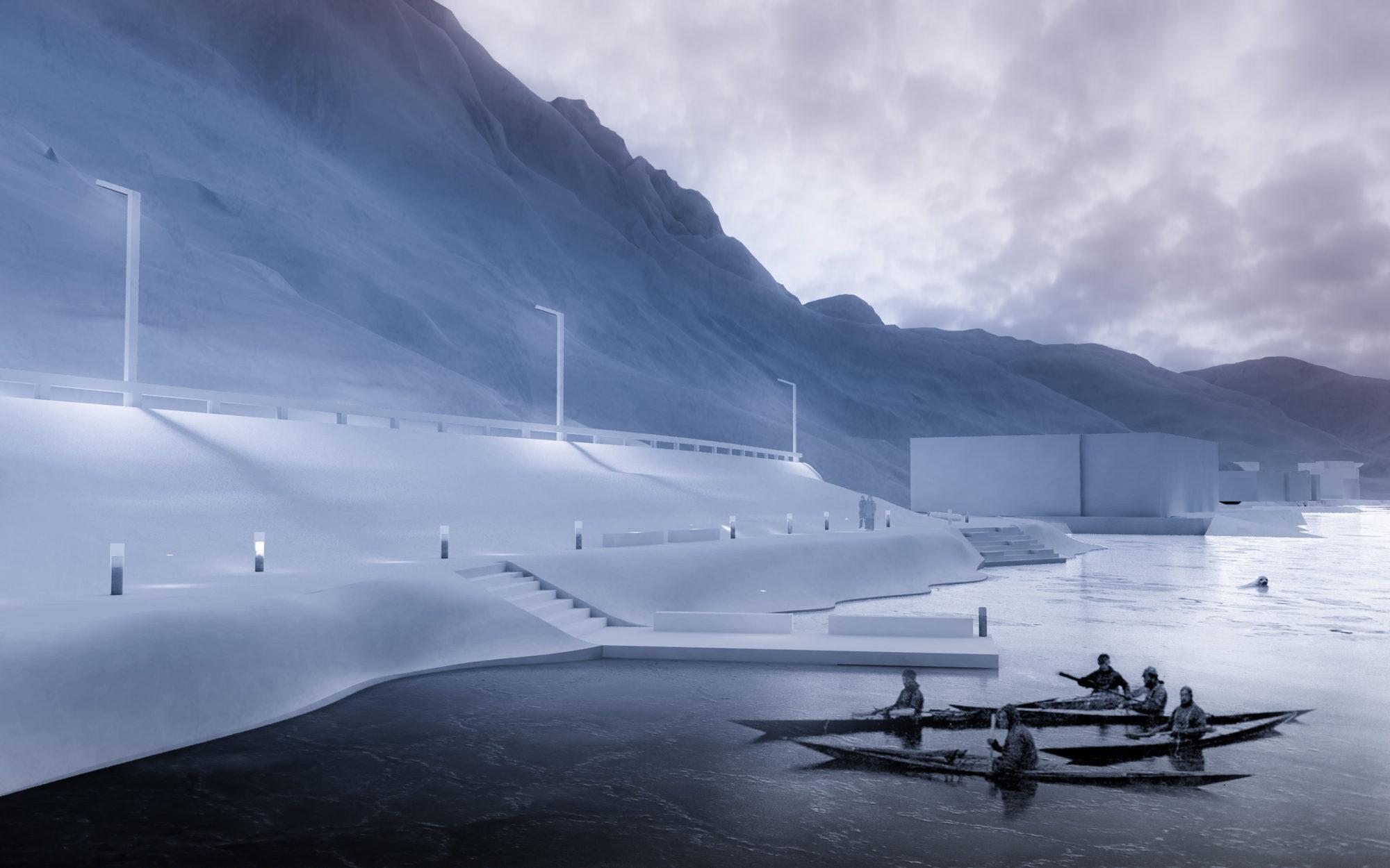 Fremtidens Fiskevær – Promenade – VÅG ARKITEKTUR AS