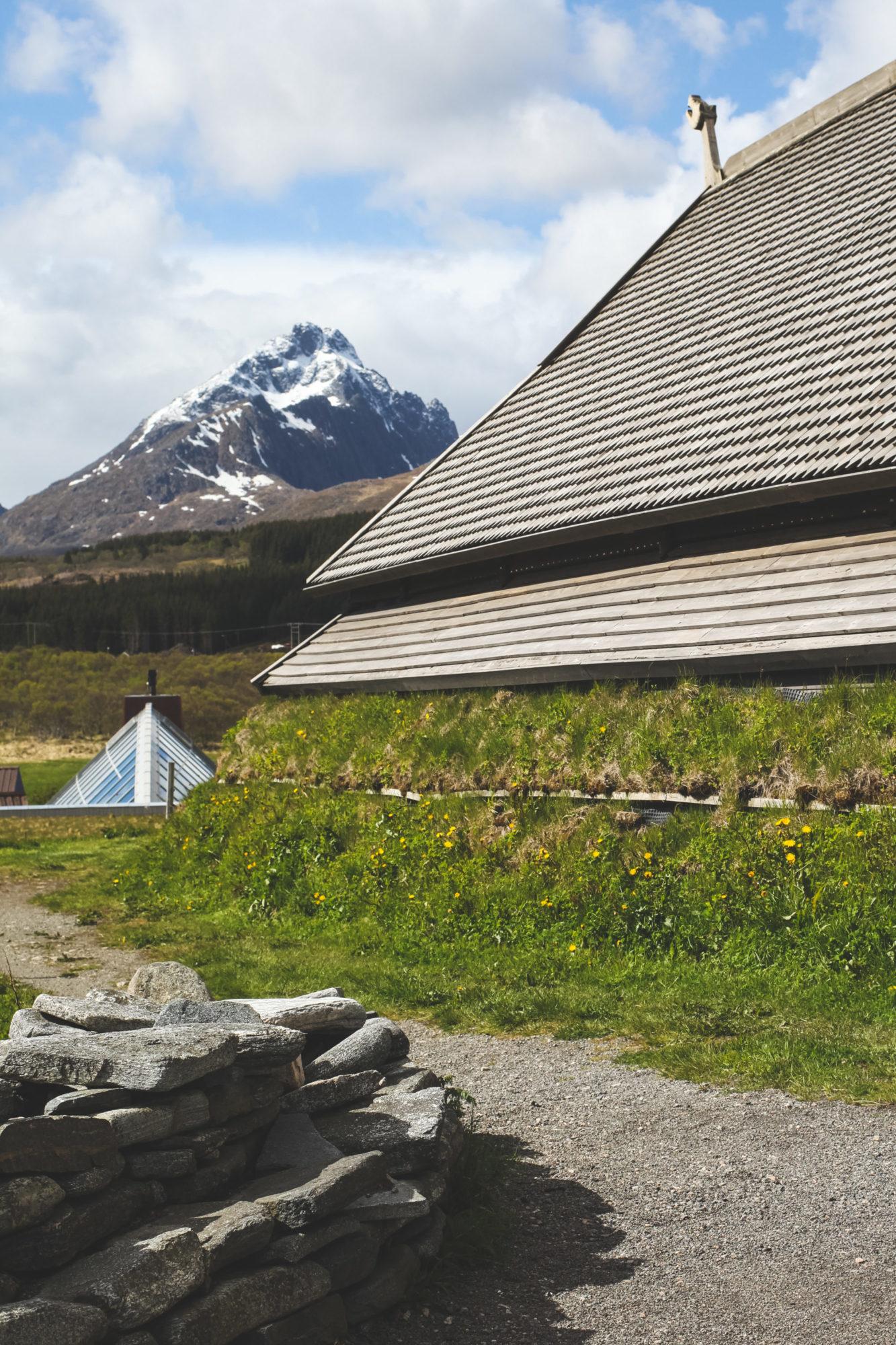 LOFOTR Vikingmuseum – VÅG ARKITEKTUR AS
