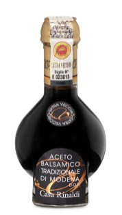 Traditional Balsamic vinegar of Modena Extra Aged Gold Cap