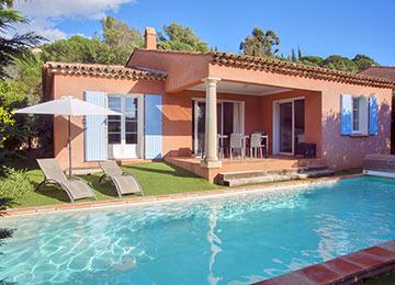 residence de villas avec piscine privee le domaine de l eilen