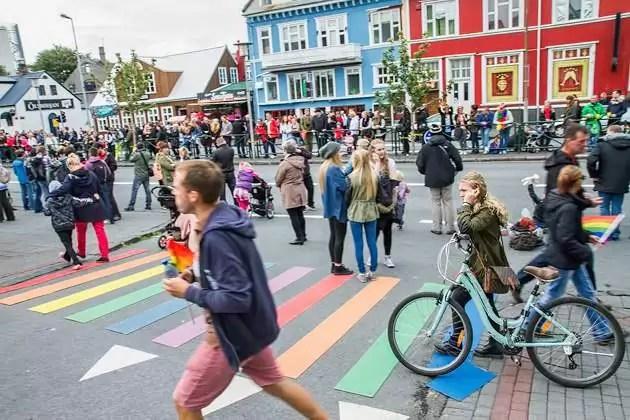 Gay Price Iceland Reykjavik