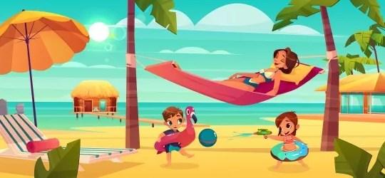 Planifier un voyage avec les membres de votre famille