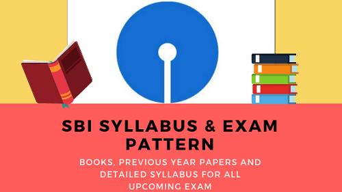 SBI Syllabus of Clerk PO