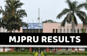 mjpru result 2019 news