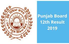 pseb 12th result 2019 punjab board exams