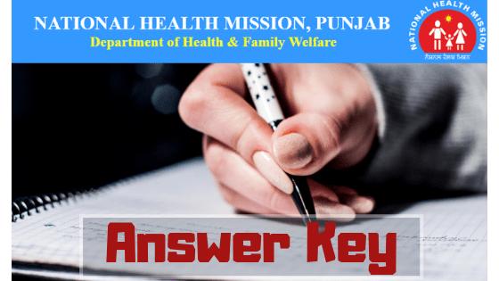punjab nhm answer key
