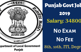 local government punjab recruitment