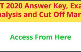 iift answer key 2021