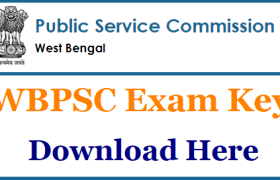 wbpsc miscellaneous services answer key