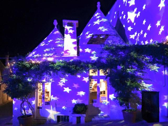 Lights of Christmas Alberobello