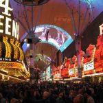 La Fremont Street Experience di Las Vegas