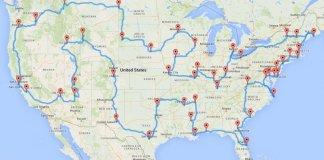 L'itinerario perfetto, per un tour completo alla scoperta degli Stati Uniti