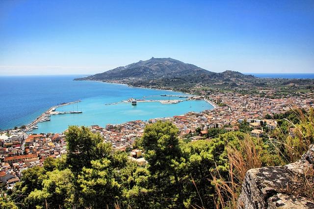 Dove dormire a Zante: le migliori città e villaggi - Vacanze in Grecia