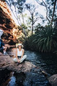 Il mio primo viaggio da sola in Australia.