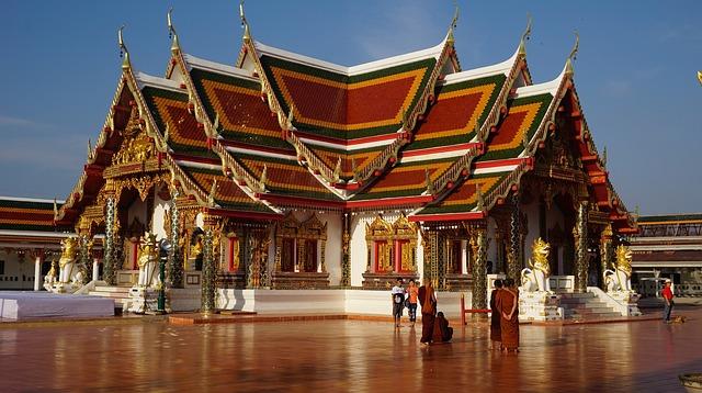 thailandia vacanze singolari