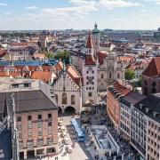 Tour della Germania - Monaco