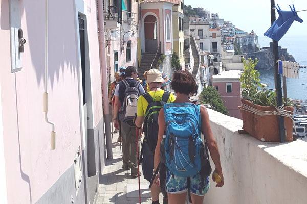 Vacanza Trekking in Costiera Amalfitana