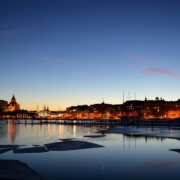Tour del Baltico – Helsinki