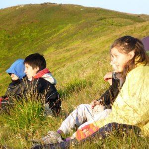 settimana verde per ragazzi