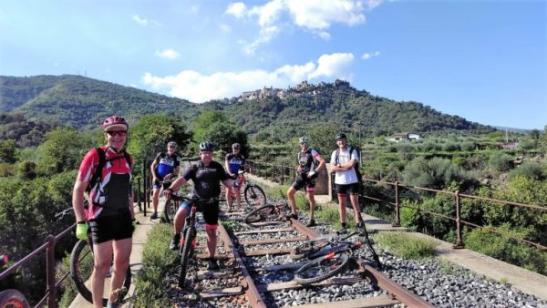 From Mount Etna to the sea MTB Tour