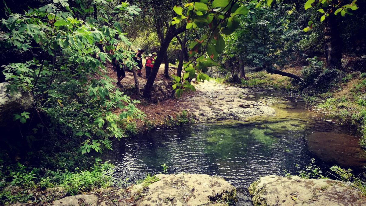Cammino Barocco trekking itinerante