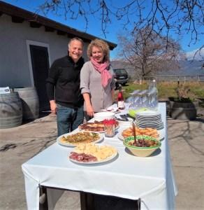 Degustazione vini etna nord