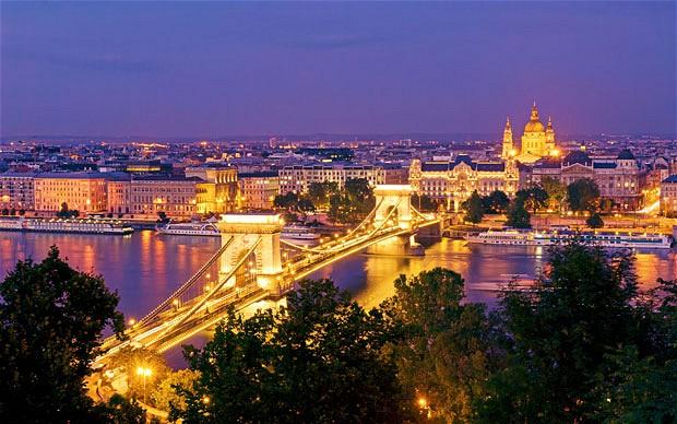 Budapest guida agli alloggi