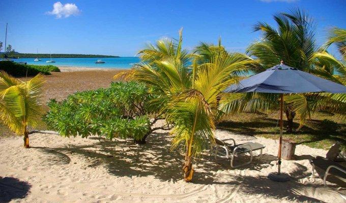 Location Villa Ile Maurice Sur La Plage De Pointe DEsny