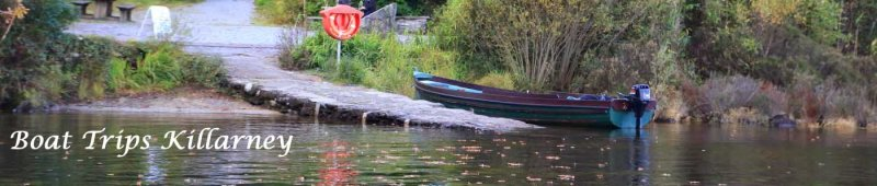 Boat tours Killarney