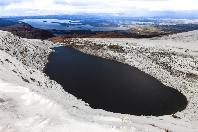 Devil's Punchbowl Mangerton Mountain