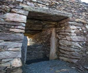 Tomb in Ireland
